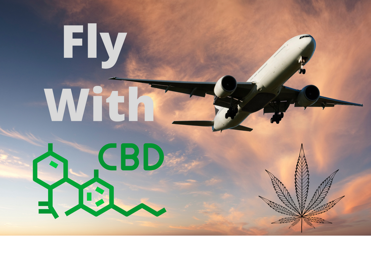 Can you Fly with CBD: Everything you need to know
